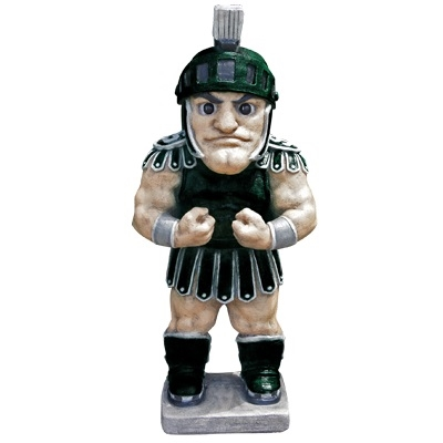 Michigan State Sparty College Mascot