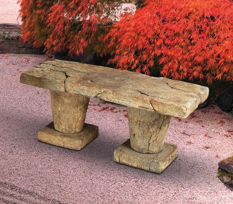 Stone Edge Bench, 3 pc.