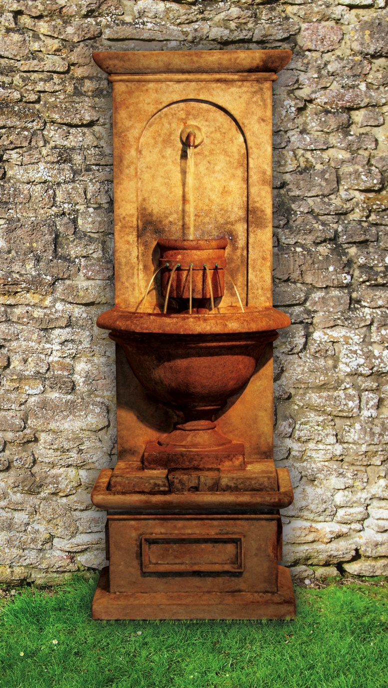 Vivanda Flat Wall Fountain