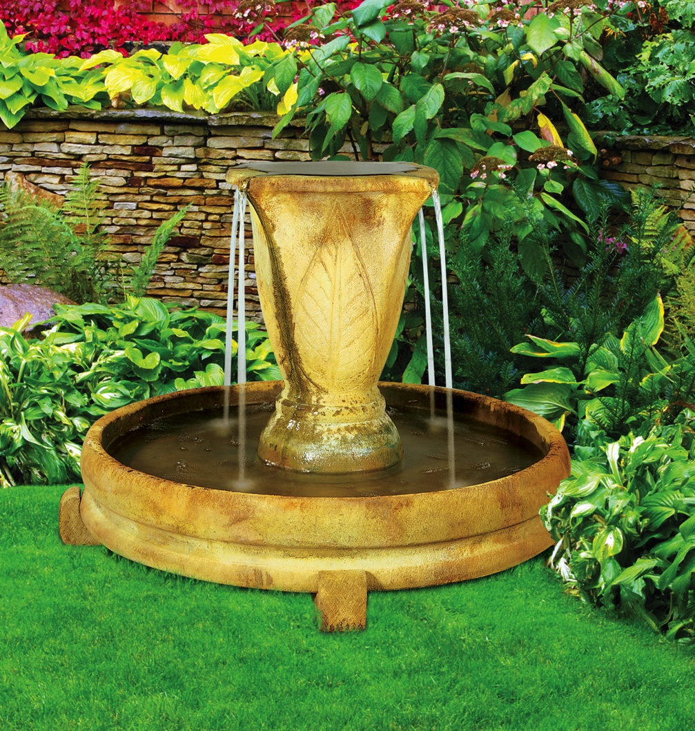 Overflowing Vase Fountain