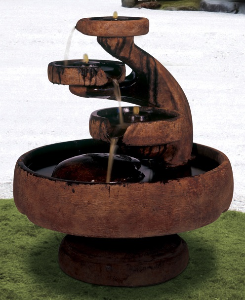 Mill Tier Fountain