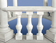 Classical Gazebo Balustrade