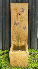 Butterfly Single Spout Fountain
