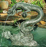 Water Dragon Large